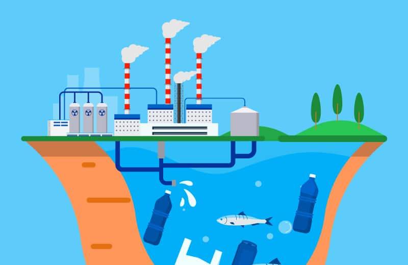 La plastica: sintomo di inquinamento...e non solo