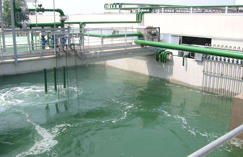 La magia dell'impianto di depurazione a fanghi attivi o biologico